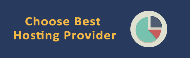 Choose Best Web Hosting Provider